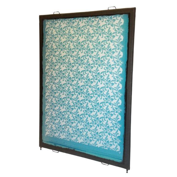 Vintage Textile Screen