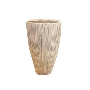 Shiny Cone Vase