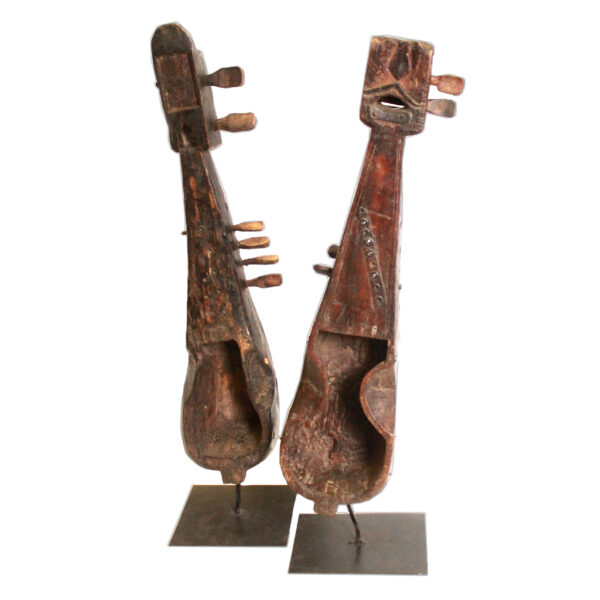 Antique String Instrument from Asia