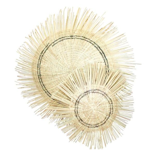 Beige Sun Basket
