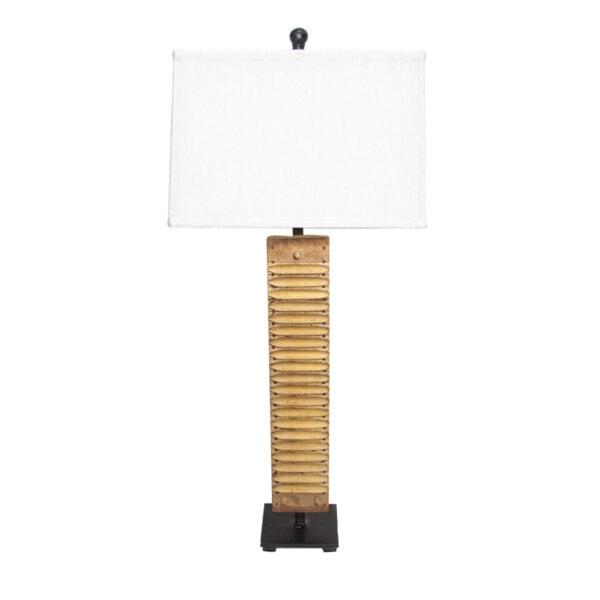 Cigar Mold Lamp