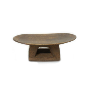 African Carved Stool