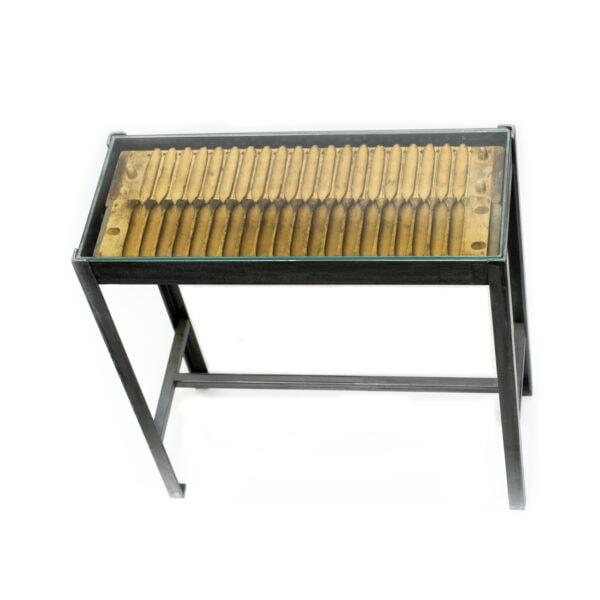 Cigar Mold End Table
