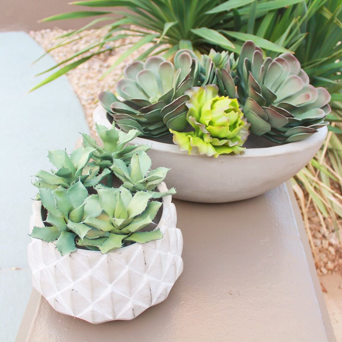 The Do's and Don'ts of Picking a Container for Your Outdoor Arrangement