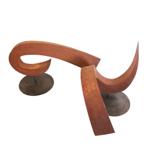 Rust Sculpture