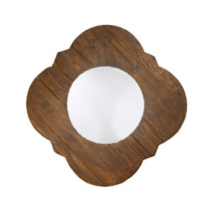 Spanish Wood Mirror