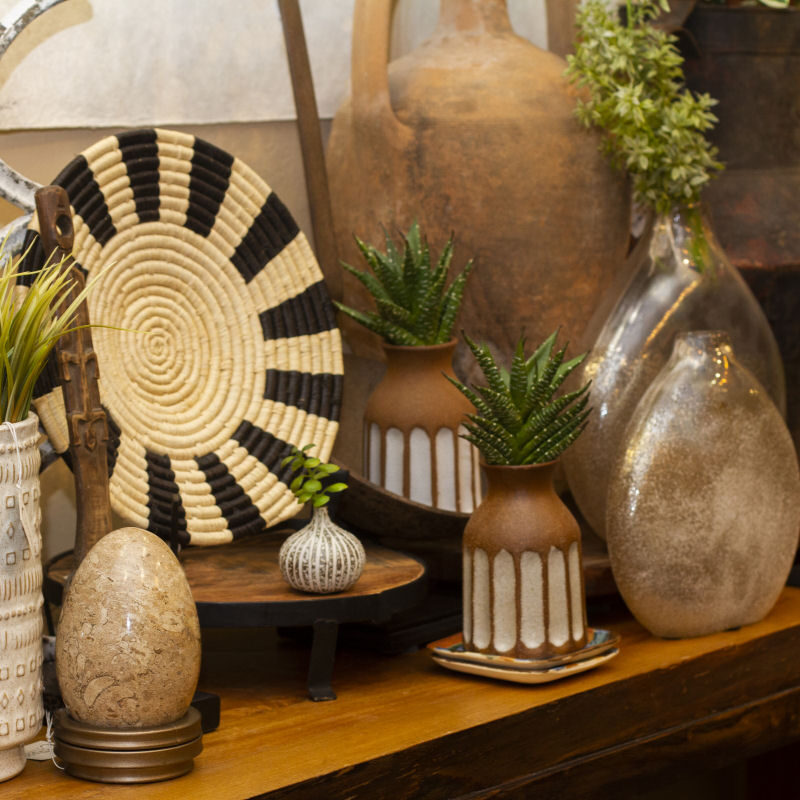 CeTerra Accents & Interiors Services - Found Objects