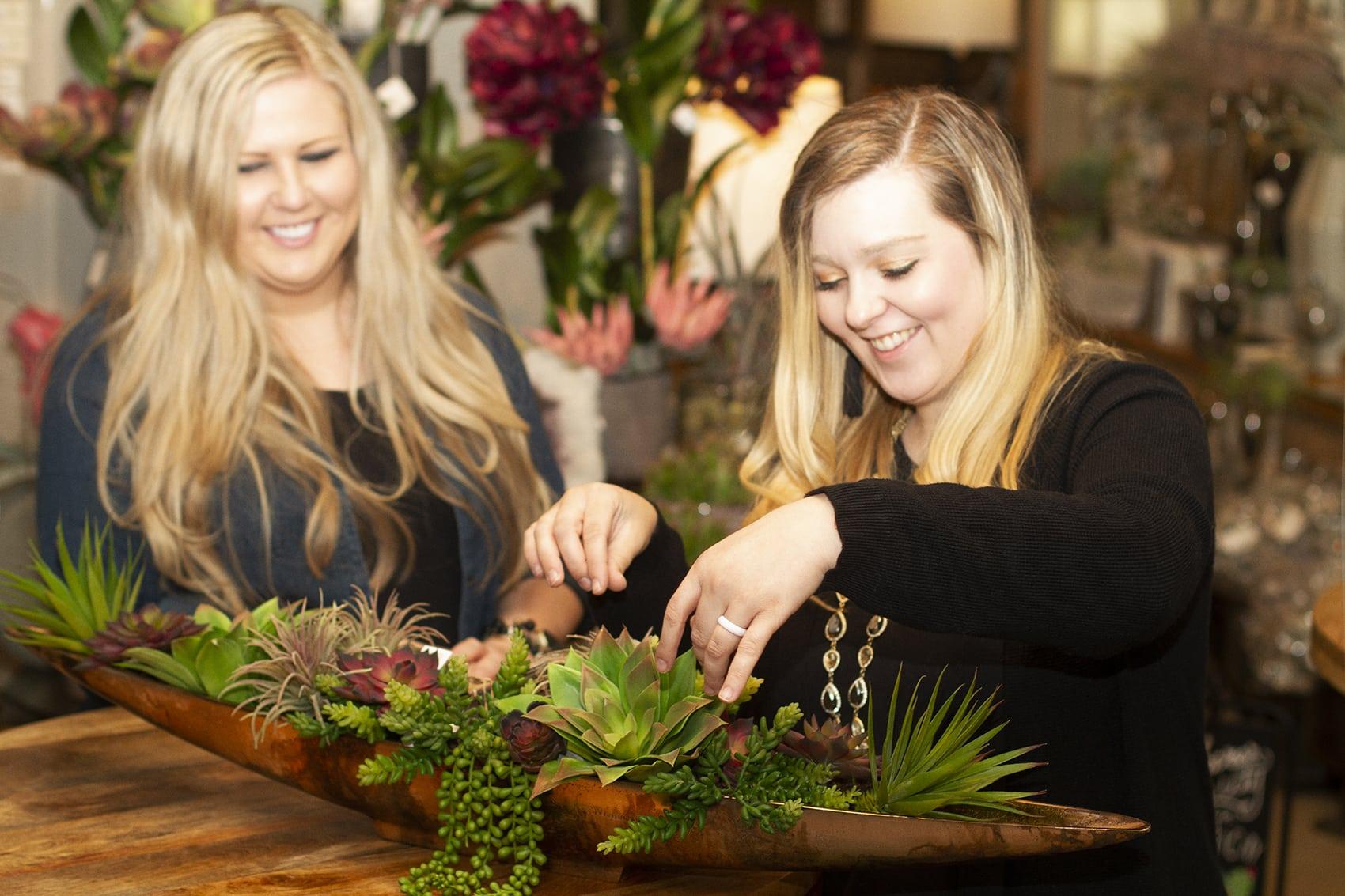 CeTerra Accents & Interiors Services - Custom Florals